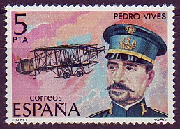 Pedro Vives Vich; military engineer, divisional general