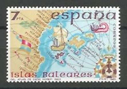 islas Baleares, 1563