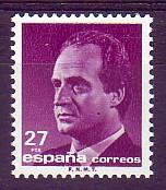 Spanyolország királya, 1975-