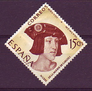 Karl V; Kaiser des Heiligen Römischen Reiches, 1519-1556