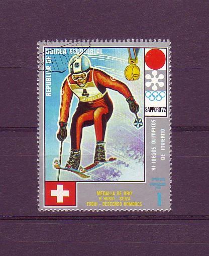 Alpine skier, Olympic gold medalist