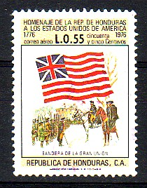 États-Unis d'Amérique, 1776