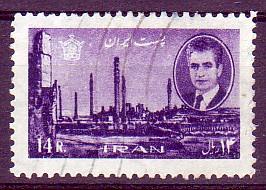 shah of Iran, 1941-1979
