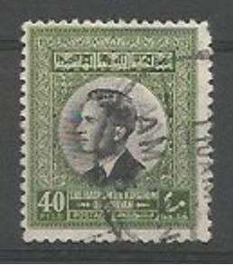 king of Jordan, 1952-1999