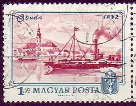 Óbuda, 1872