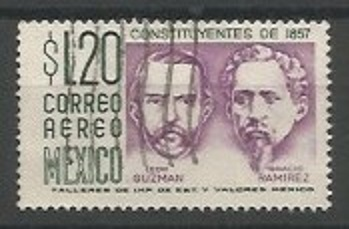 abogado, periodista; diputado  por Sinaloa al congreso extraordinario constituyente, 1856-1857