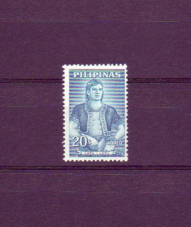 Kolipulako, datu sa Mactan, 1521