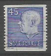 Gustaf VI Adolf, kung, 1950-1973