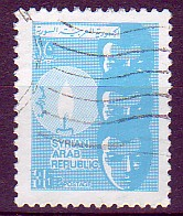 Since 1972 Syria has been governed by the National Progressive Front, a mainly Baathist coalition in which three socialist parties and the communist party are represented. Since 1973 this was split between the Soviet-oriented wing led by Khaled Bagdash, which has been represented in the ruling coalition, and another one which was created under Riyad al Turk following persistent dissension in it.